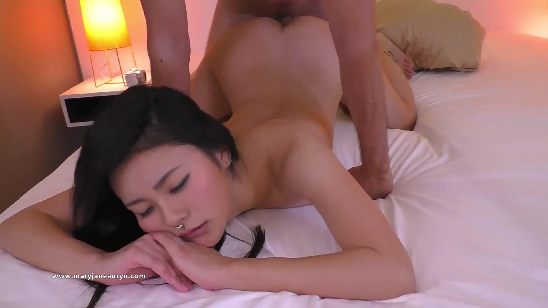 Amateur Asian Monster Cock
