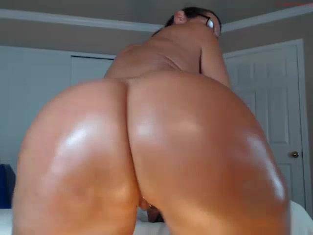 Big Ass Anal Dildo Webcam